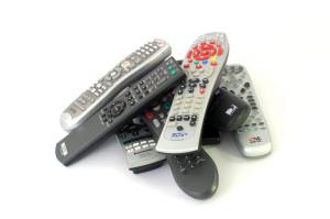 TV távirányító típusok