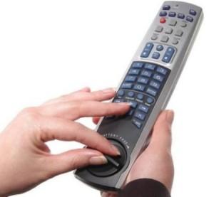 Univerzális, 1:1-ben TV távirányító