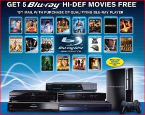 Blu-ray filmek kínálata