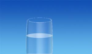 A műanyag pohár nagyon hasznos