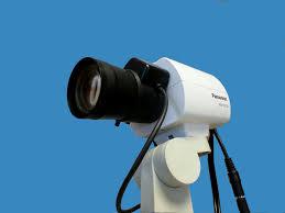 Végzi a dolgát a kültéri kamera